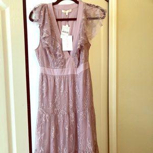 Wayf lace dress